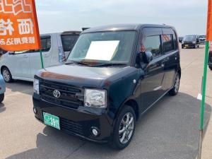 トヨタ ピクシススペース X 4WD 軽自動車 ブラックマイカメタリック CVT AC 修復歴無 AW