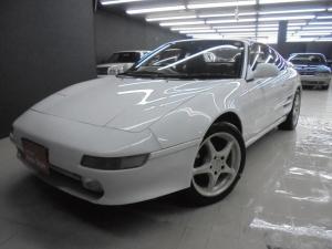 トヨタ MR2 GT-S リトラクタブルヘッドライト 5速マニュアル ターボ
