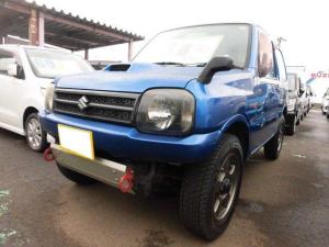スズキ ジムニー XG 4WD CDコンポ MT車