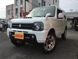 スズキ ジムニー XGマニュアル切換4WD車検3年4月走行93385km