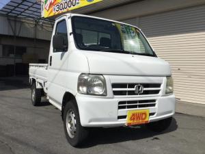 ホンダ アクティトラック SDXII マニュアル切換4WD走行39670KMパワステ
