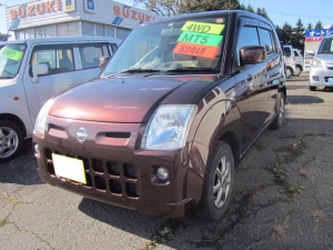 i日産 ピノ S FOUR 4WD 5MT
