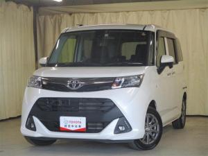 トヨタ タンク X S 4WD 片側パワースライドドア バックモニター
