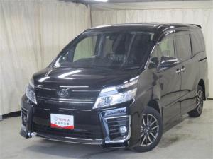 トヨタ ヴォクシー ZS 煌 4WD 両側パワースライドドア フルセグナビ スマートキー バックモニター LED