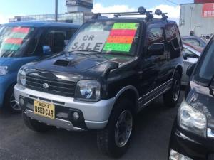 スズキ ジムニー ワイルドウインド 4WD ターボ 2インチリフトアップ