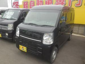 日産 NV100クリッパーバン DX 4WD 5AGS