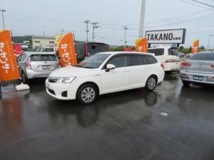 トヨタ カローラフィールダー ハイブリッド ABS