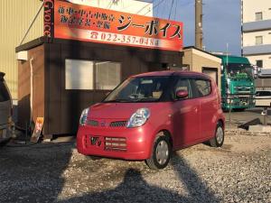 日産 モコ 軽自動車 ETC モコルージュM AT AC