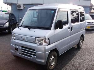 三菱 ミニキャブバン CD ハイルーフ 切替4WD オートマ ETC 走88000