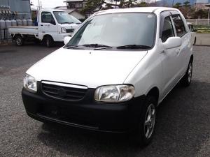 スズキ アルト Lb 4WD・走98000・PW・PS・シートヒーター・キーレス