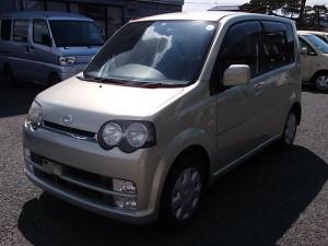 ダイハツ ムーヴ L 4WD・走72000・CD・PW・電動ミラー・エアB