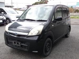 スバル ステラ L 4WA・走93000・CD・エンスタ・キーレス・PW・電動ミラー