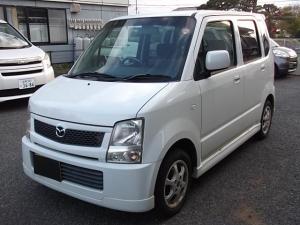 マツダ AZワゴン FX-Sスペシャル 4WD・走93000・CD・シートヒーター・電動格納ミラー