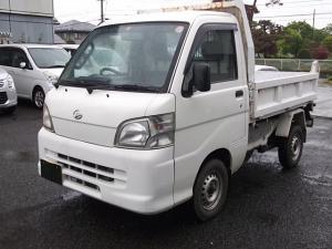 ダイハツ ハイゼットトラック スペシャル ダンプ・4WD・検有R3年11月・走57000・AC・PS
