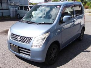 スズキ ワゴンR FX 4WD・走92000・検有R3年11月・CD・シートヒーター