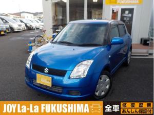 スズキ スイフト 1.3XG 4WD シートヒーター CD オートエアコン