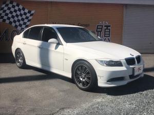 BMW 3シリーズ 320i ETC HID ナビ CD キーレス ディーラー車