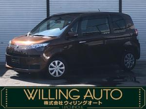 トヨタ スペイド G 4WD 地デジ エンスタ シートヒーター HID