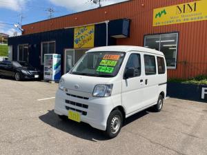 ダイハツ ハイゼットカーゴ スペシャル 4WD エアコン/パワステ