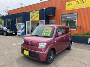 スズキ MRワゴン G 4WD シートヒーター/バックカメラ