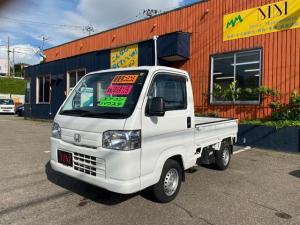 ホンダ アクティトラック SDX 5/MT 4WD エアコン/パワステ 三方開