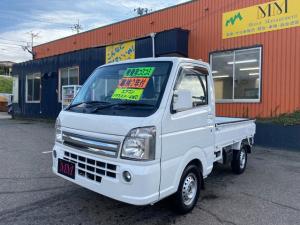 日産 NT100クリッパートラック DX 4WD エアコン/パワステ/三方開