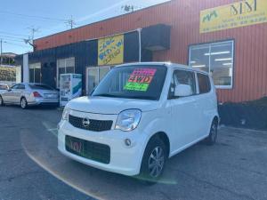 日産 モコ G FOUR 4WD NAVI/TV/シートヒーター