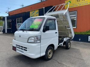 ダイハツ ハイゼットトラック スペシャル エアコン/パワステ/3方開 4WD/電動ダンプ