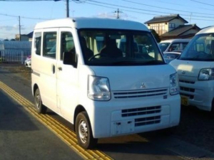 三菱 ミニキャブバン M /4WD/クラッチ交換済み/タイベルチェーン式