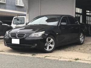 BMW 5シリーズ 525iハイラインパッケージ 本革シート
