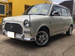 ダイハツ ミラジーノ ジーノ メモリアルエディション 4WD 社外アルミ PW