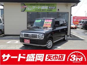 マツダ スピアーノ G 4WD シートヒーター 交換不要タイミングチェーン式