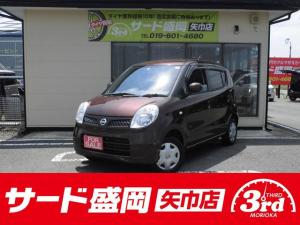 日産 モコ E FOUR 4WD スマートキー エンジンスターター シートヒーター オートエアコン インパネオートマ オートエアコン 交換不要タイミングチェーン式