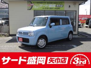 スズキ アルトラパン G 4WD スマートキー プッシュスタート エンジンスターター シートヒーター インパネオートマ 交換不要タイミングチェーン式