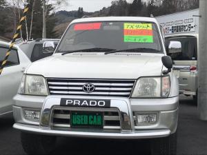 トヨタ ランドクルーザープラド TXリミテッド