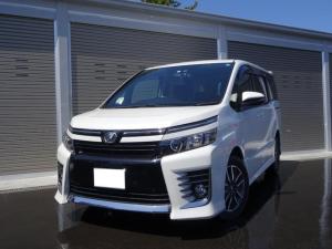 トヨタ ヴォクシー ZS SDナビ・地デジ・フリップダウンモニター