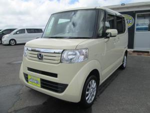ホンダ N-BOX G 4WD プッシュスタート スマートキー ETC