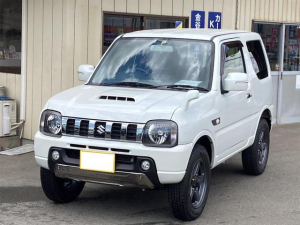 スズキ ジムニー ランドベンチャー 4WD シ-トヒ-タ- PS キーレスキー AC ABS付