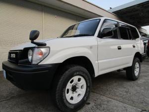 トヨタ ランドクルーザープラド TX 4WD オートマ サンルーフ 8人乗 EGスターター