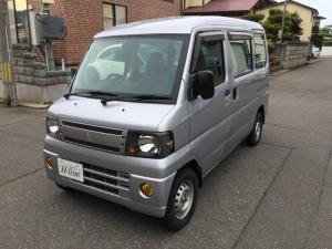 三菱 ミニキャブバン CDハイルーフ切り替え式4WD