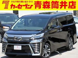 トヨタ ヴェルファイア Z G-ED3眼LEDシーケンシャル/10型ナビ/後席画面