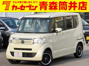 ホンダ N-BOX G・Lパッケージ 4WD ナビ&テレビ ETC スペアキー