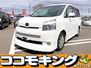 トヨタ ヴォクシー Z 関東仕入・片側パワスラ・純正ナビ・地デジ・ETC