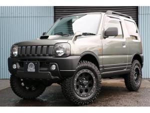 スズキ ジムニー ランドベンチャー4WD新品2インチアップ新品タイヤラプターP