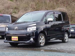 トヨタ ヴォクシー ZS 煌 4WD AT ナビ 8人乗り