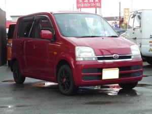 ダイハツ ムーヴ L フルタイム4WD CD AC 社外アルミ 3年4月検