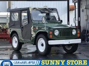 スズキ ジムニー  360CC フルレストア車 錆腐食なし ガレージ保管 純正色全塗装
