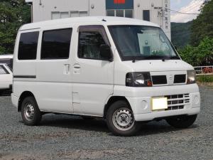 日産 クリッパーバン  4WD MT