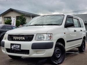 トヨタ サクシードバン UL リフトアップ 4WD