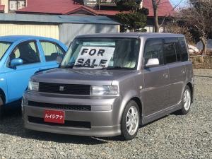 トヨタ bB S 4WD キーレス ナビ DVD再生 ETC ベンチシート